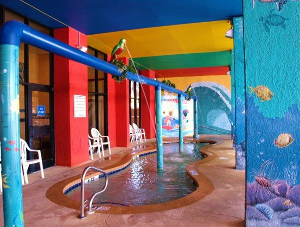 indoor kiddie pool myrtle beach