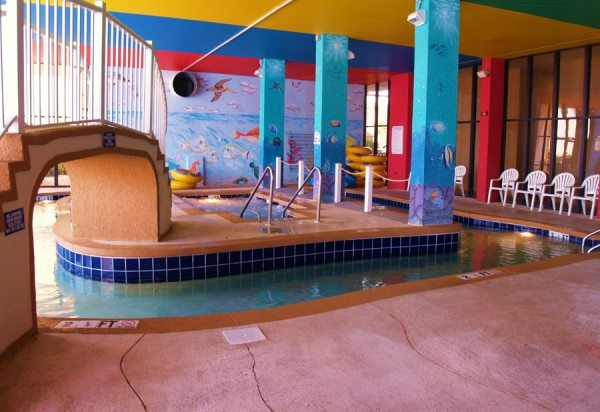 indoor lazy river myrtle beach - monterey bay suites