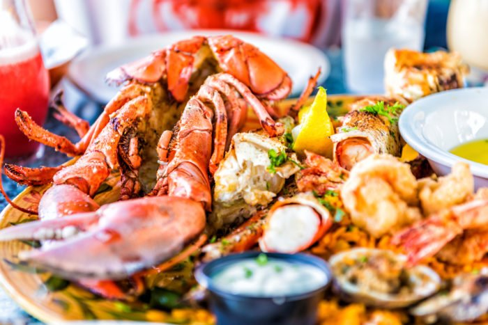 Seafood Restaurants In Myrtle Beach
